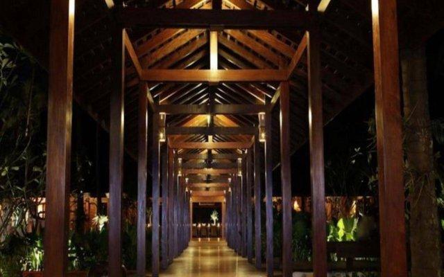 Отель Amara Ocean Resort вид на фасад