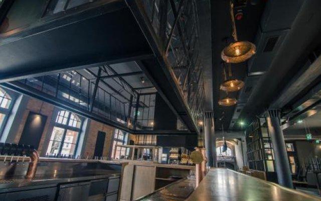 Отель Craft Beer Central Hotel Польша, Гданьск - 1 отзыв об отеле, цены и фото номеров - забронировать отель Craft Beer Central Hotel онлайн вид на фасад