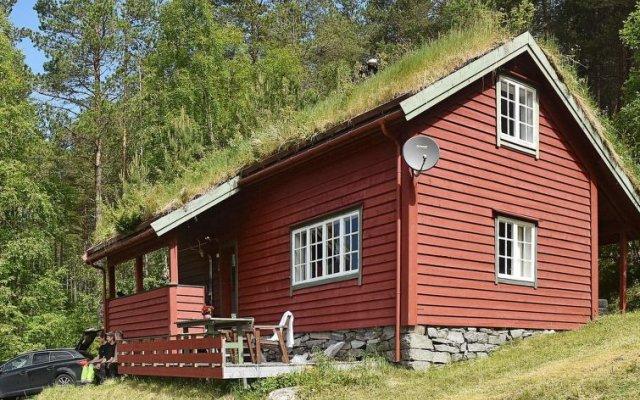 Отель Bjørkedalen вид на фасад