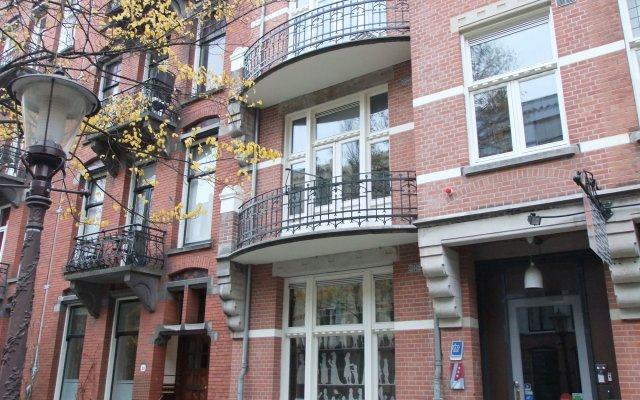 Отель Cityden Museum Square Hotel Apartments Нидерланды, Амстердам - отзывы, цены и фото номеров - забронировать отель Cityden Museum Square Hotel Apartments онлайн вид на фасад