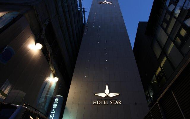Отель Star The Masterpiece Suite Южная Корея, Сеул - отзывы, цены и фото номеров - забронировать отель Star The Masterpiece Suite онлайн вид на фасад