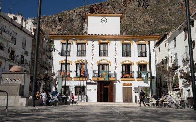 Отель Casa San Tomas Испания, Гуэхар-Сьерра - отзывы, цены и фото номеров - забронировать отель Casa San Tomas онлайн вид на фасад