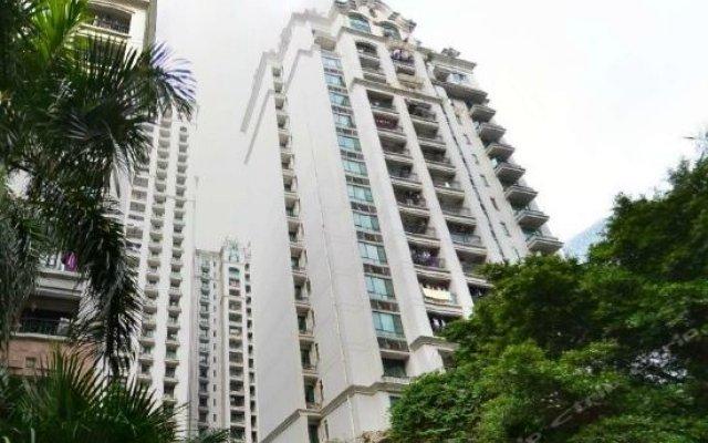 Отель Meiru Rujia Hotel Apartment Китай, Гуанчжоу - отзывы, цены и фото номеров - забронировать отель Meiru Rujia Hotel Apartment онлайн вид на фасад