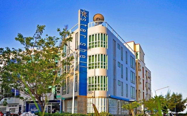 Отель Star Shell Мальдивы, Мале - отзывы, цены и фото номеров - забронировать отель Star Shell онлайн вид на фасад