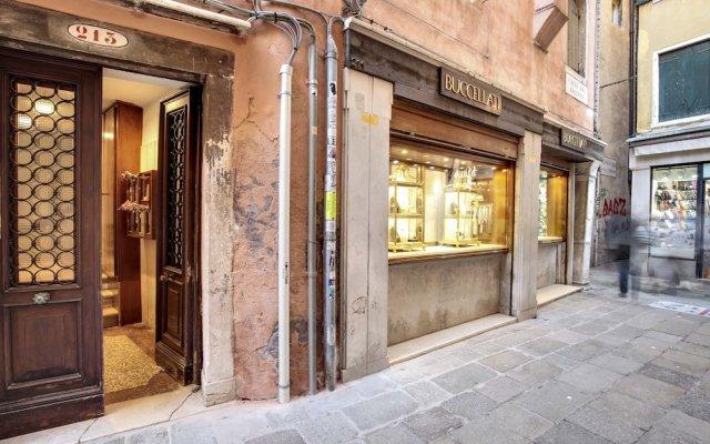 Отель Byron Италия, Венеция - отзывы, цены и фото номеров - забронировать отель Byron онлайн вид на фасад