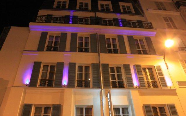 Отель My Home in Paris Hotel Франция, Париж - отзывы, цены и фото номеров - забронировать отель My Home in Paris Hotel онлайн вид на фасад