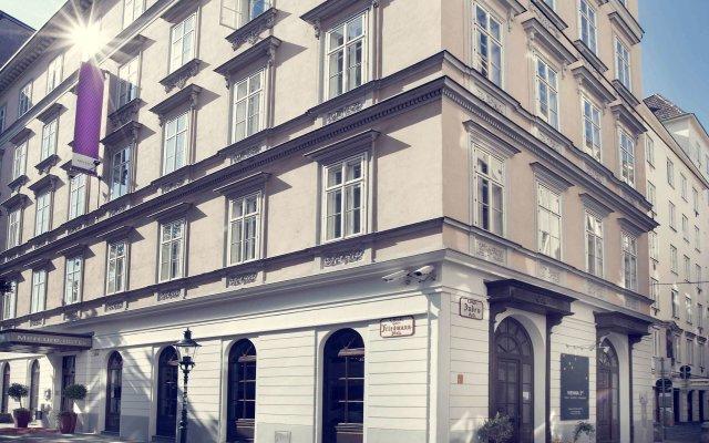 Отель Mercure Vienna First вид на фасад