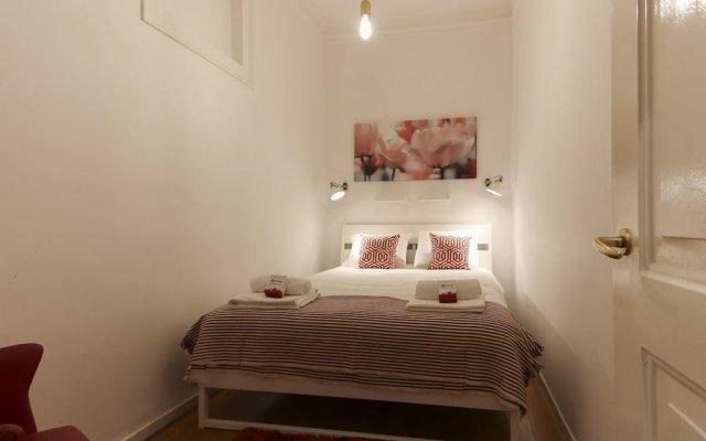 Отель Avenida da Liberdade Vintage by Homing комната для гостей