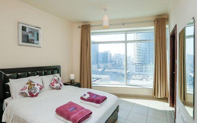 Отель Kennedy Towers - Burj Views комната для гостей