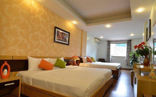 Отель Hanoi Inn Guesthouse Вьетнам, Ханой - отзывы, цены и фото номеров - забронировать отель Hanoi Inn Guesthouse онлайн комната для гостей