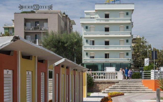 Hotel Levante вид на фасад