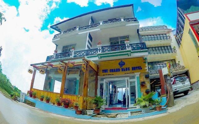 Отель The Grand Blue Hotel Вьетнам, Шапа - отзывы, цены и фото номеров - забронировать отель The Grand Blue Hotel онлайн вид на фасад