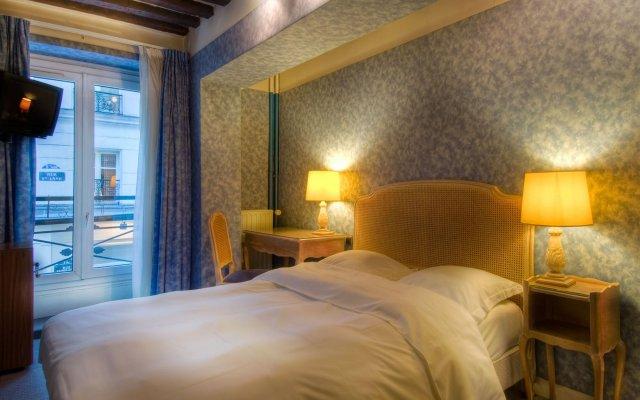 Отель Hôtel Baudelaire Opéra комната для гостей