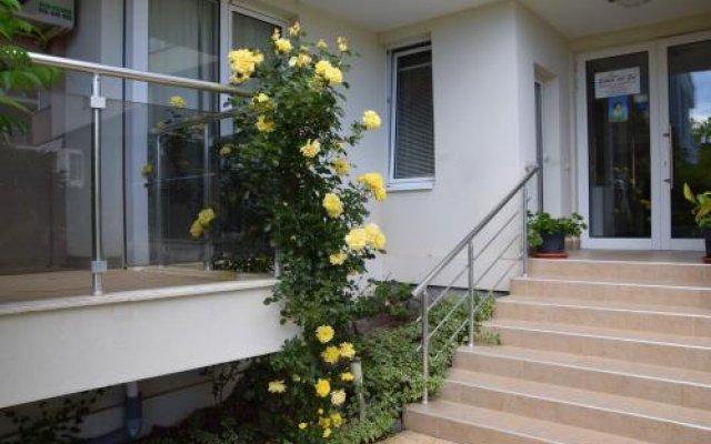 Апартаменты Sineva Del Sol Apartments Свети Влас вид на фасад