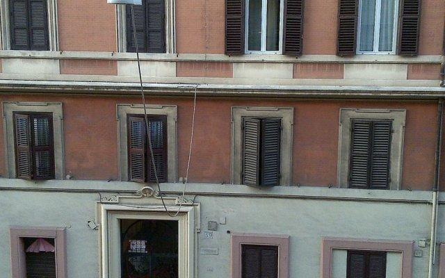 Отель Al Gran Veliero Италия, Рим - отзывы, цены и фото номеров - забронировать отель Al Gran Veliero онлайн вид на фасад