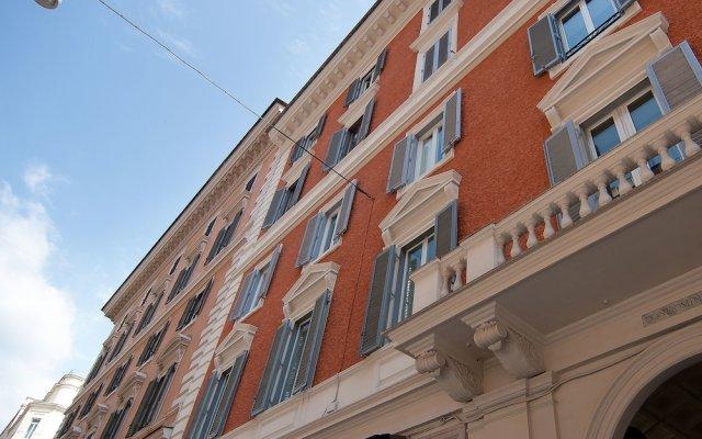 Отель Affitta Camere Via Veneto вид на фасад