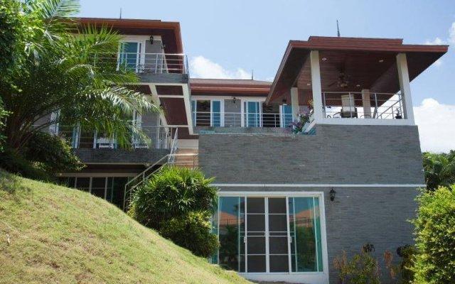 Отель Paradise Seaview House вид на фасад