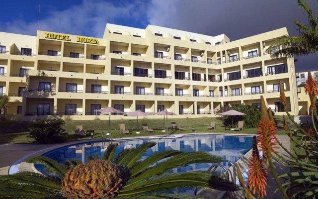 Hotel Horta вид на фасад