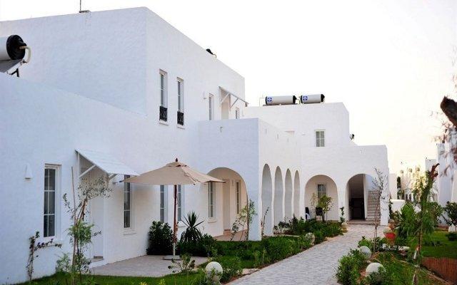 Отель Les Jardins De Toumana Тунис, Мидун - отзывы, цены и фото номеров - забронировать отель Les Jardins De Toumana онлайн вид на фасад