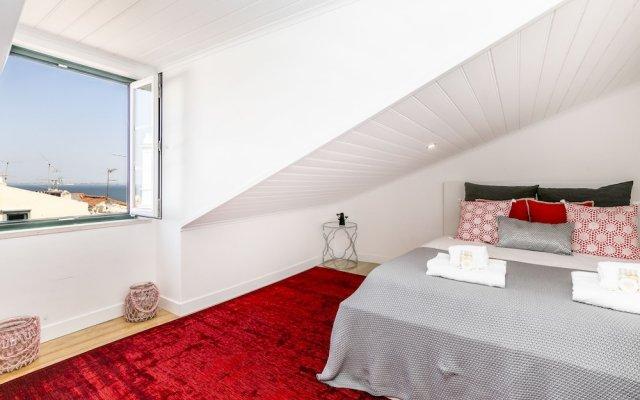 Апартаменты LxWay Apartments Beco de São Miguel комната для гостей