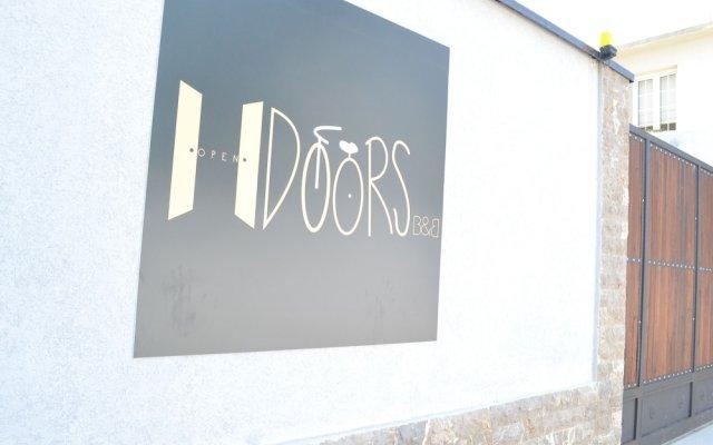 Отель Open Doors B&B Албания, Шкодер - отзывы, цены и фото номеров - забронировать отель Open Doors B&B онлайн вид на фасад