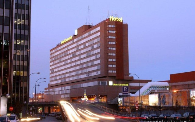 Hotel Chamartín the 1