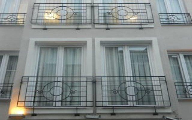 Отель Best Home Suites Sultanahmet Aparts вид на фасад