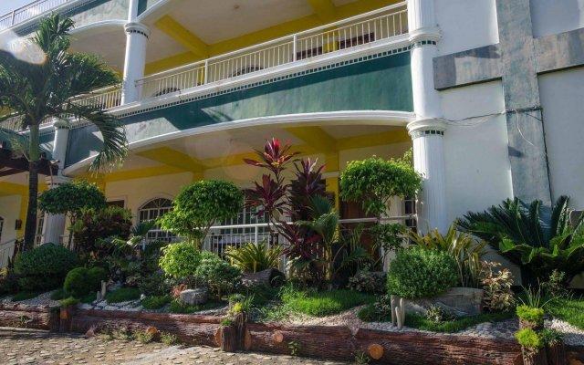 Отель Altheas Place Palawan Филиппины, Пуэрто-Принцеса - отзывы, цены и фото номеров - забронировать отель Altheas Place Palawan онлайн вид на фасад