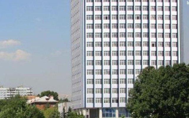 Concept Hotel Химки вид на фасад