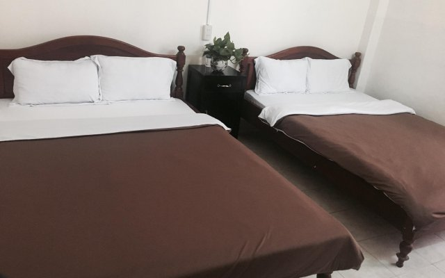 Hoa Cat Violet Hotel Далат комната для гостей