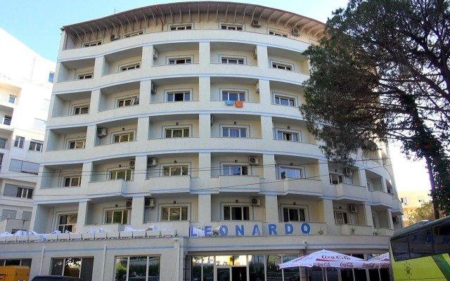 Leonardo Hotel Kavajes Durres Дуррес вид на фасад