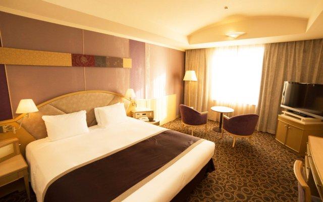 Отель Ginza Creston Токио комната для гостей