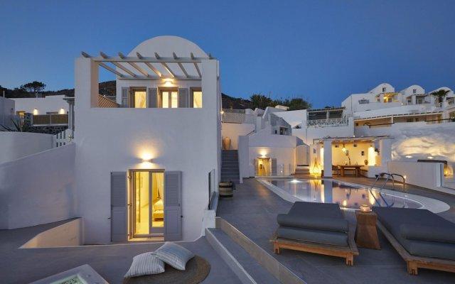 Отель Celestia Grand Греция, Остров Санторини - отзывы, цены и фото номеров - забронировать отель Celestia Grand онлайн вид на фасад