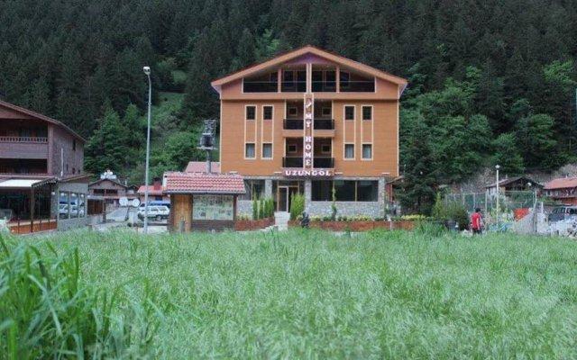 My Home Uzungol Турция, Узунгёль - отзывы, цены и фото номеров - забронировать отель My Home Uzungol онлайн вид на фасад