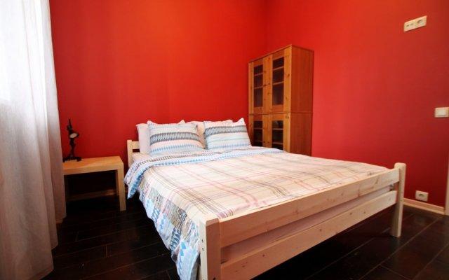 Апартаменты TVST Apartments Gasheka 9 комната для гостей