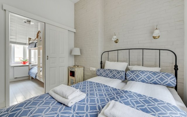 Апартаменты Lion Apartments - Scandi Love III Сопот комната для гостей