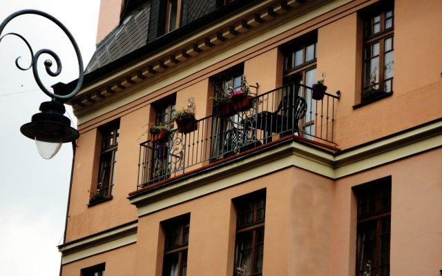 Hotel Jizera Karlovy Vary вид на фасад