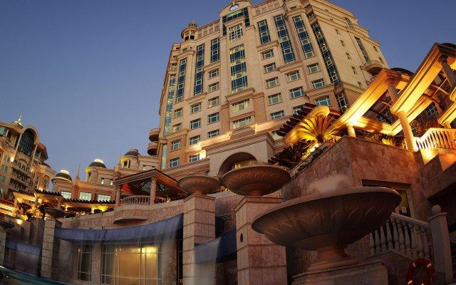 Отель Roda Al Murooj Дубай вид на фасад