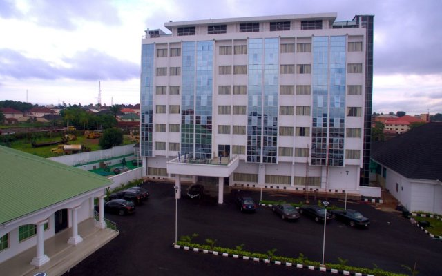 Hotel Sunshine in Enugu, Nigeria from 66$, photos, reviews - zenhotels.com