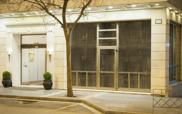 Telioni Hotel вид на фасад