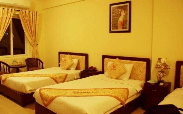 Отель Crown Hotel Вьетнам, Хюэ - отзывы, цены и фото номеров - забронировать отель Crown Hotel онлайн вид на фасад
