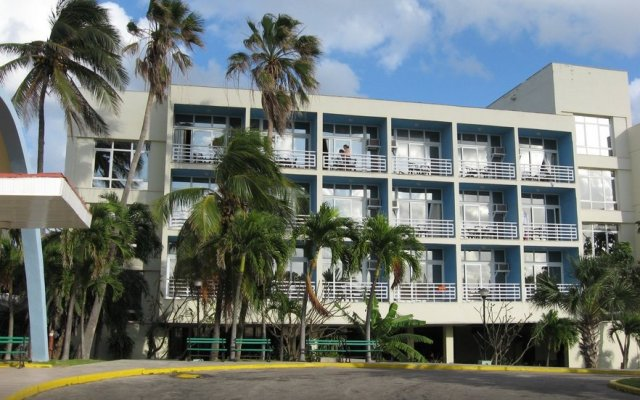 Отель Gran Caribe Club Atlantico парковка