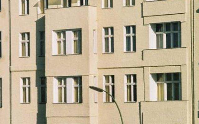 Hotel Abendstern вид на фасад