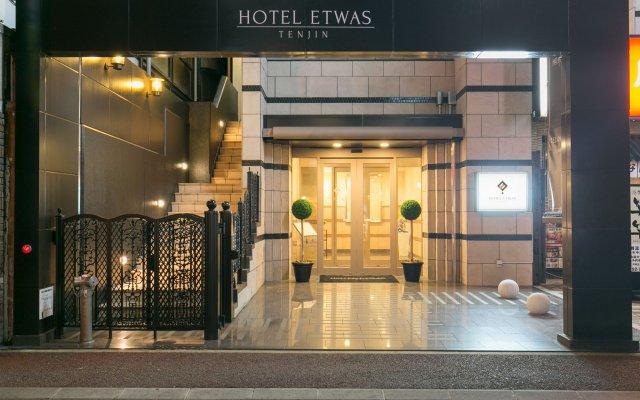 Отель Etwas Tenjin Япония, Тэндзин - отзывы, цены и фото номеров - забронировать отель Etwas Tenjin онлайн вид на фасад