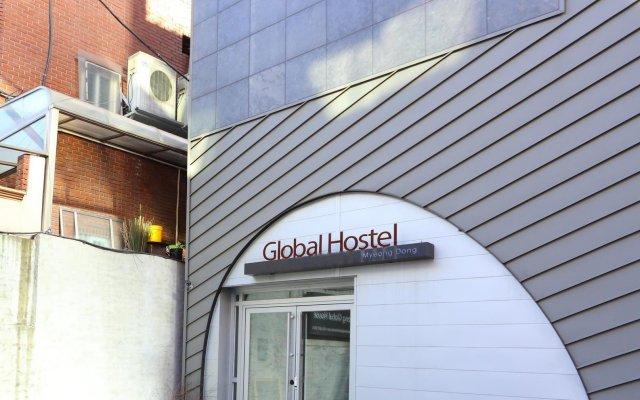 Отель Myeongdong K Stay 2 вид на фасад