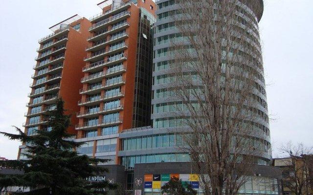 Отель Luxury European Trade Center Apartment Албания, Тирана - отзывы, цены и фото номеров - забронировать отель Luxury European Trade Center Apartment онлайн вид на фасад