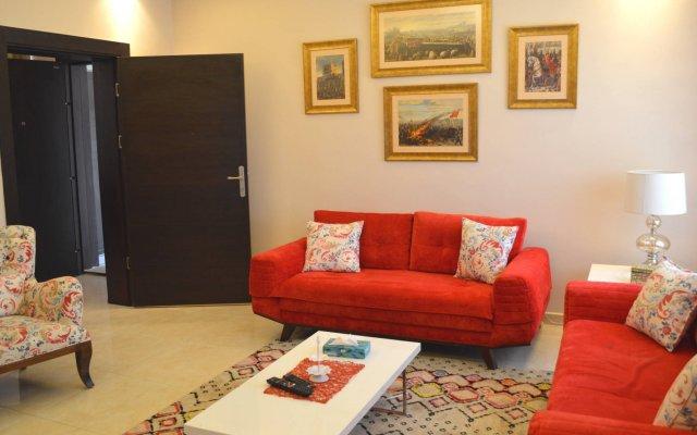 Отель Janty Apartments Иордания, Амман - отзывы, цены и фото номеров - забронировать отель Janty Apartments онлайн комната для гостей