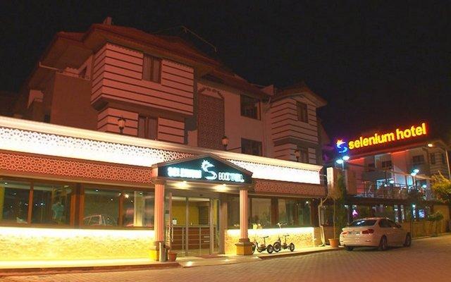 Selenium Hotel вид на фасад