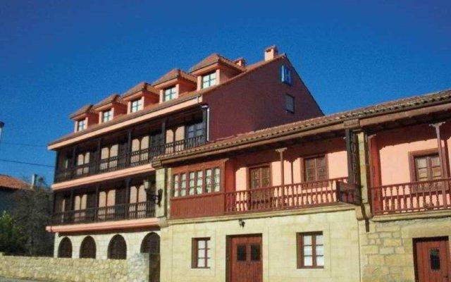 Hotel Puerto Calderon вид на фасад
