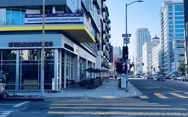 Отель New Lyfe Finest Luxury Apartment США, Лос-Анджелес - отзывы, цены и фото номеров - забронировать отель New Lyfe Finest Luxury Apartment онлайн вид на фасад
